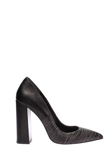 İnci Kadın Ayakkabı Siyah